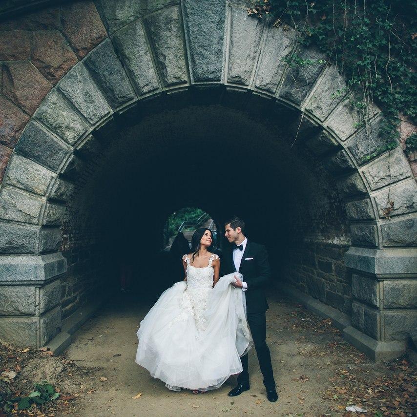 UQPXZpptHlI - Свадьба в черно-белом стиле (30 фото)