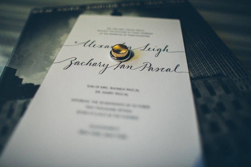 xG1iLNBmt2w - Свадьба в черно-белом стиле (30 фото)