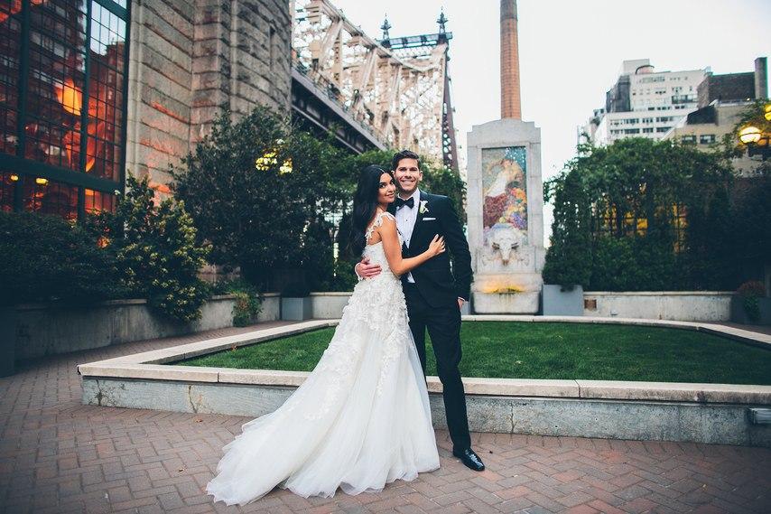 Свадьба в черно-белом стиле (30 фото)