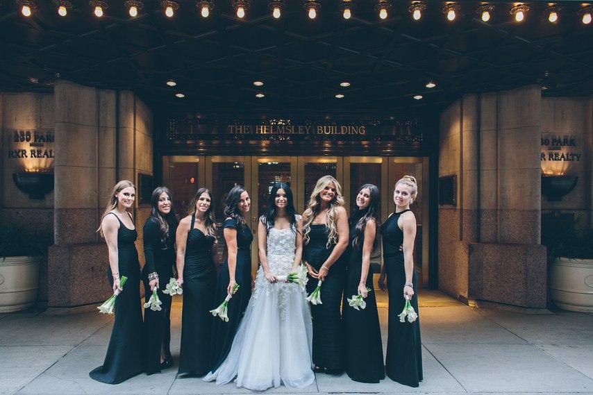 d3TfPZ4dBvc - Свадьба в черно-белом стиле (30 фото)