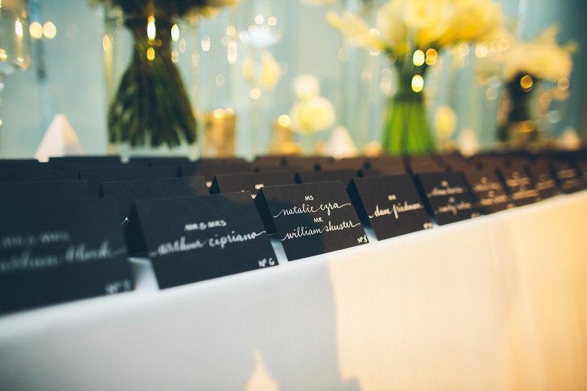 BzfboiBjr58 - Свадьба в черно-белом стиле (30 фото)