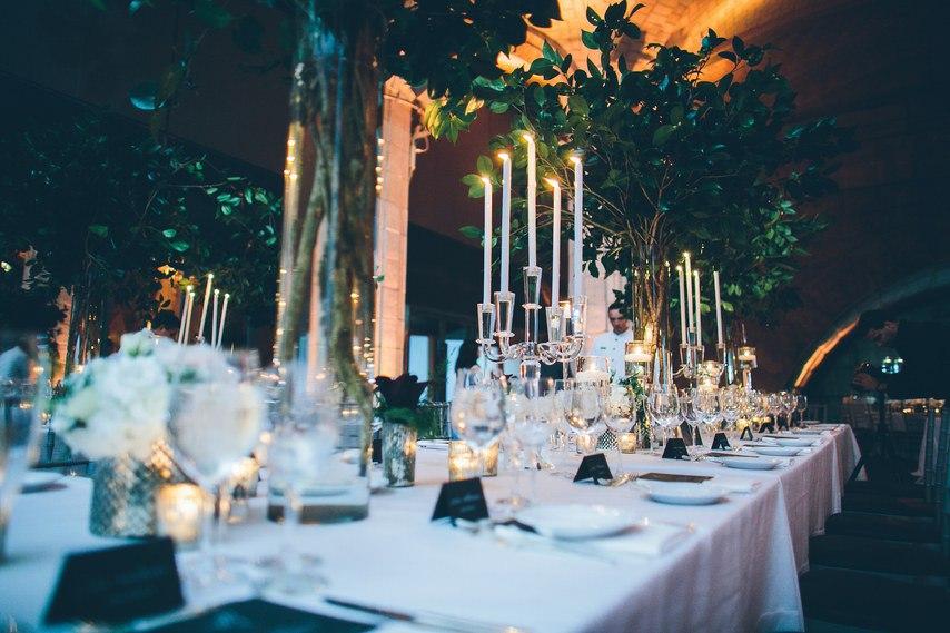 3HDfXf6Blqo - Свадьба в черно-белом стиле (30 фото)