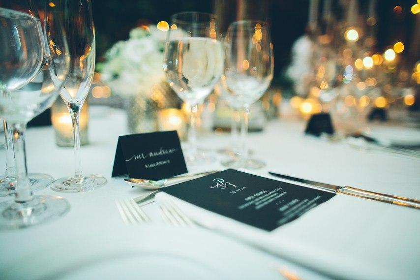 5TIZEZiZqDI - Свадьба в черно-белом стиле (30 фото)