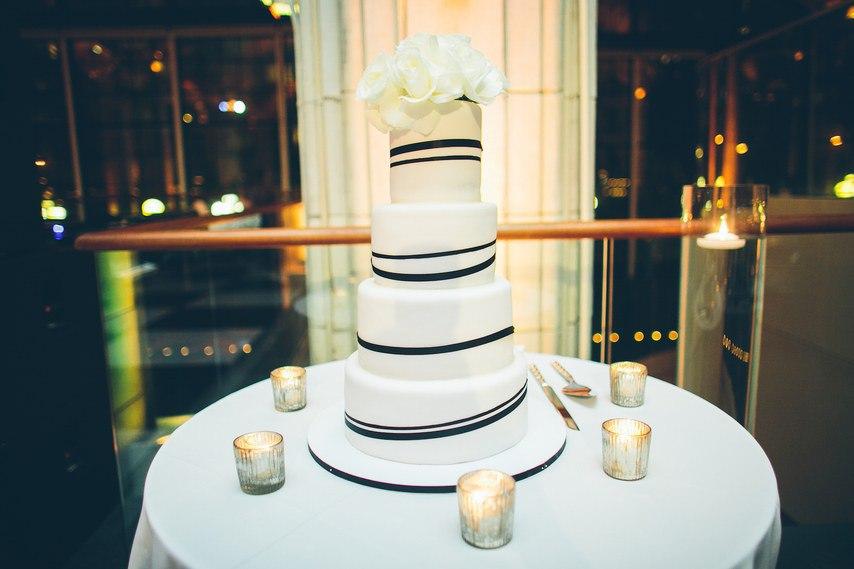 eAPEgjT6B0g - Свадьба в черно-белом стиле (30 фото)
