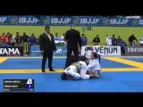 Carolina Carriello vs Deborah Santos #ibjjfeuro17