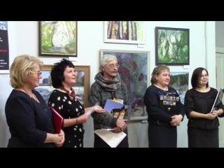Фильм о праздновании 70-летнего юбилея ДХШ № 1 имени П.П. Чистякова.