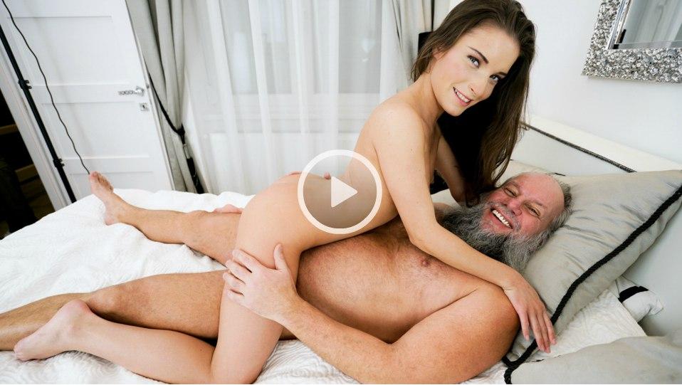 GrandpasFuckTeens – Fun Under The Covers – Anita Bellini