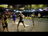 Школа бокса Good Old Boxing - Тренировка от 24.01.17
