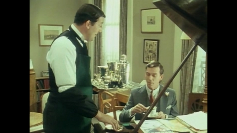 Дживс и Вустер, 2 сезон, 3 серия (Jeeves and Wooster) [Advokat]