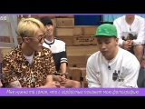 [BAMBOO рус.саб] TAEYANG ft. Zion.T - I Need a Girl (Infinite Challenge)