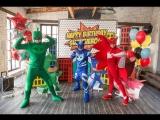 Герои в масках - Аниматоры на детский праздник в Москве