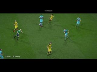 fifa16 Nemanja Matic Amazing goal
