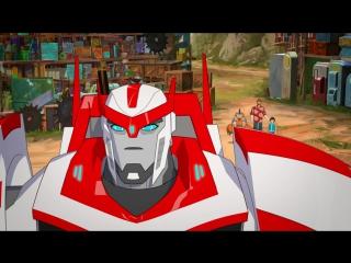 «Трансформеры. Роботы под прикрытием» 2 сезон 12 серия. (Озвучка Azazel)