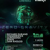 Zero Gravity EDM Events