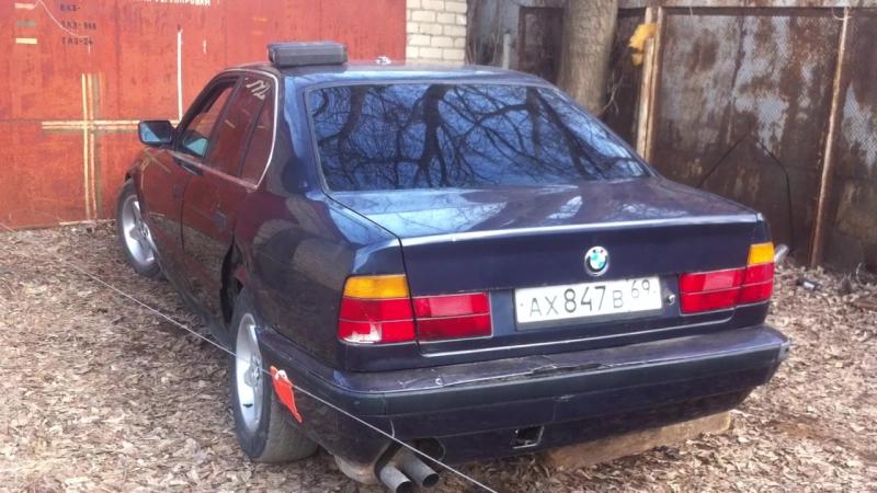 BMW 530i 3.0L