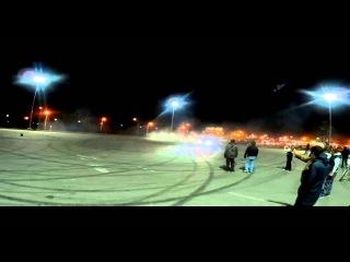 Street drift at the Mark II (110) SPB