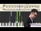 Panic! At The Disco This Is Gospel (Piano Version) - Tutorial + SHEETS