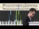Panic! At The Disco: This Is Gospel (Piano Version) - Tutorial SHEETS