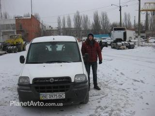 Fiat DOBLO 123000 грн в рассрочку 3 255 грнмес Николаев ID авто 274027