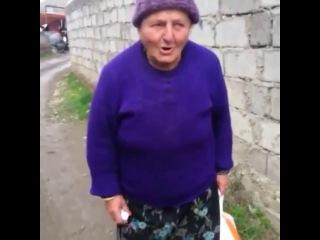 Azeri prikol Marneuli nene 2017 😂😂😂
