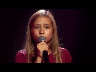 Tine– 'Run' | Blind Audition | The Voice Kids | VTM