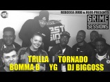 Grime Sessions - Trilla, Bomma B, Tornado, YG, DJ Biggos