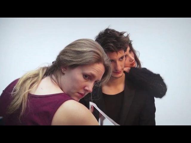 Yves Saint Laurent: dans les coulisses du shooting avec Pierre Niney et Charlotte Le Bon