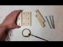 Кондуктор для сверления отверстий самоцентрирующийся - self-centering jig for drilling holes