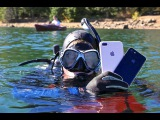 Scuba Diving With iPhone 7! How Deep Without a Case