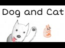 Dog and Cat Easy Read-Along Story for Early Readers: Storytime - FreeSchool Early Birds