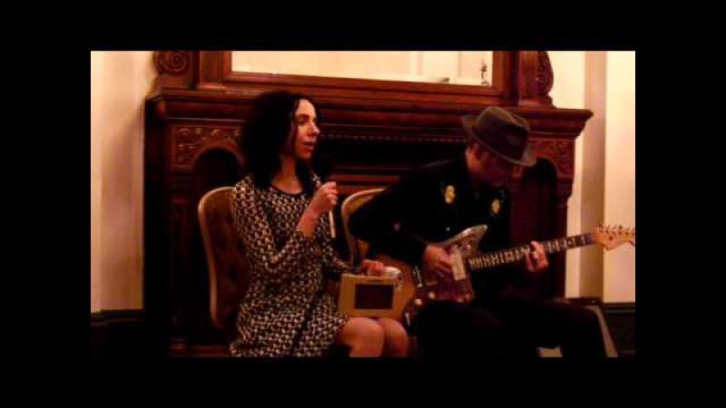 PJ Harvey and John Parish Black Hearted Love