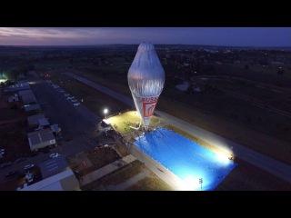 CТАРТ. Полет вокруг света Фёдора Конюхова на воздушном шаре. Цена полета 150 млн рублей