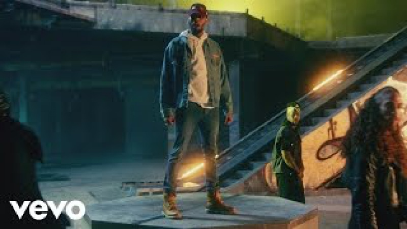 Chris Brown - Party (Official Video) ft. Gucci Mane, Usher