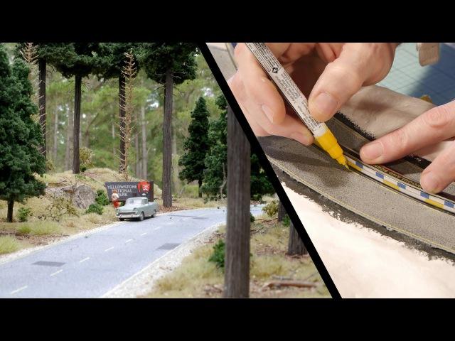 Realistic Scenery Volume 5 - A Drive Through Yellowstone