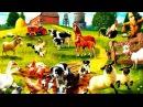 Как говорят домашние животные. Голоса домашних животных для детей.