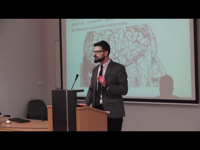 Wykłady otwarte w CDV: Jak Grecy odkryli mózg? U źródeł neuronauki