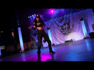 Ciara Performing Live @ Sprite Step Off II 2011
