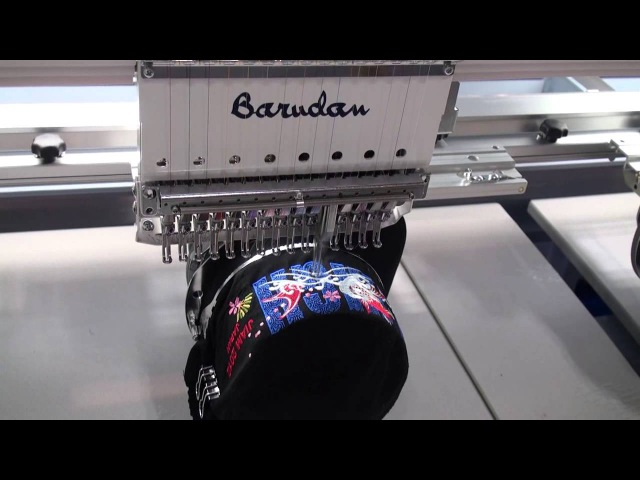 Вышивальная машина Barudan BEXY-S1506CII