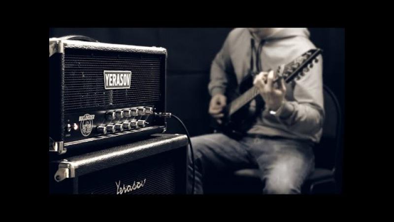 Lamb of God - Laid to Rest Guitar Cover | YERASOV Bulldozer 50 test