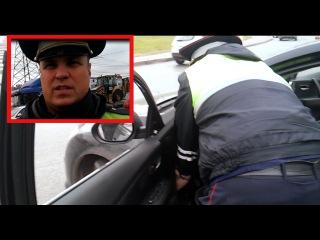 ДПС Беспредел Гаишник ломает автомобиль водителя (Досмотр с пристратием) ПРОДОЛЖЕНИЕ