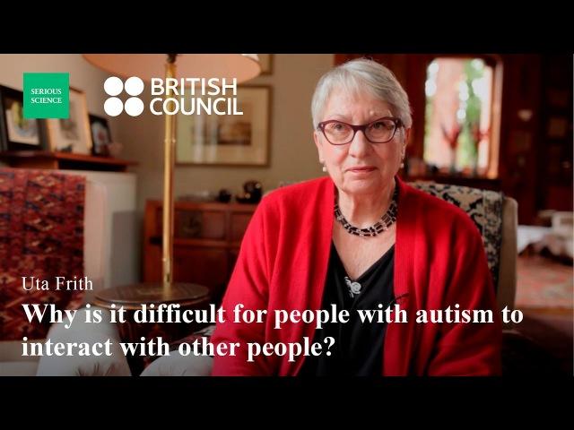 Autism — Prof. Uta Frith