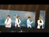 (HD) BTS SPEAK INDONESIA and SING 2!3! (Hoping for More Good Days)- WINGS TOUR JAKARTA - INDONESIA