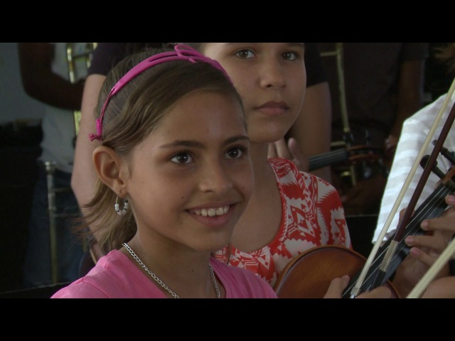 El Sistema de Coros y Música Orquestal de Niñ@S de VENEZUELA Junto a Unicef: Noble Labor. / The System of Choirs and Orchestral Music of Children of VENEZUELA Together with Unicef: Noble Labor. / Система хоры и Оркестровая музыка NIN @ S Венесуэ