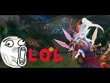 Epic Moments #3 - Kalista VS Lee Sin - League Of Legends