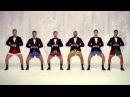 Weihnachtsmusik von Männern gespielt mit hoden !