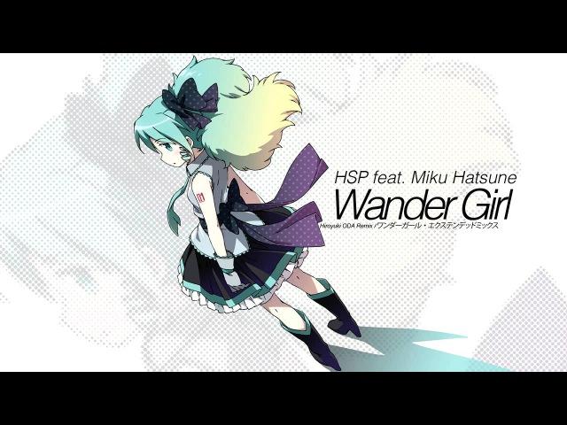 初音ミク Hatsune Miku Append Wander Girl Hiroyuki ODA Remix