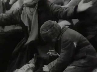 Кадры кулачной драки из фильма Рожденная революцией