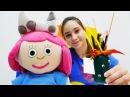Çizgifilmoyuncakları Smarta ve Jasmin kalemlik yapıyorlar EĞİTİCİ video Türkçe izle