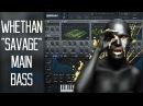 Whethan Savage Main Bass Future Serum Tutorial Free Preset