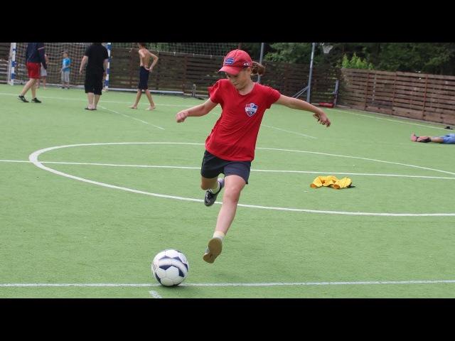 Футбол. Тов.Матч 13/03/17 Девочки-Минск(06) - Трактор-2(07) Soccer girls under 11